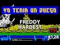 Yo Ten a Un Juego Tv 128 Freddy Hardest zx Spectrum