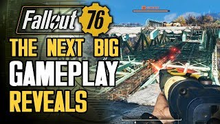 Fallout 76 - THE NEXT BIG GAMEPLAY REVEALS! New Teases! QuakeCon Details!