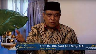 KH Said Aqil Siroj Menepis Kesalahpahaman Islam Nusantara