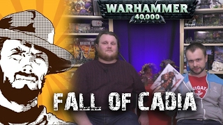 FFH Былинный сказ: Warhammer Fall Of Cadia