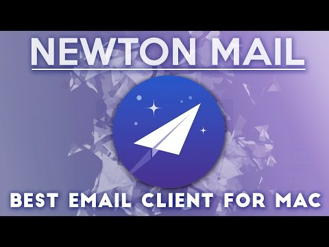 Newton Mail App Overview – Best Mac Email Client