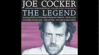 Joe Cocker Don't Let Me Be Misunderstood