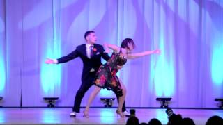 Nery Garcia & Giana Montoya at Orlando Salsa Congress