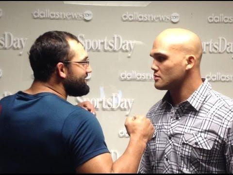 UFC 171: Hendricks vs Lawler - Extended Preview