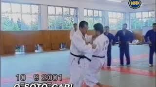 №8 #ХиротакоОкадо #Дзюдо в Японии техника #бросков введение