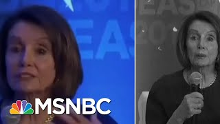Examining The Altered Videos Of Speaker Nancy Pelosi   Velshi & Ruhle   MSNBC