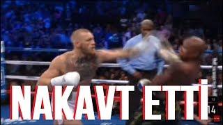 EFSANE MAÇ!! Conor McGregor vs. Floyd Mayweathet -300 MILYON DOLAR KAZANDI