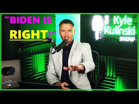 """BIDEN IS RIGHT!"": Kyle DEFENDS Biden After Taliban Takes Afghanistan"