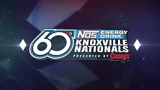 60th NOS Energy Drink Knoxville Nationals presented by Casey