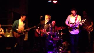 Julia Weldon at the Bowery Electric singing Meadow