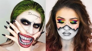 Creative Makeup Ideas #4 || Beauty Tutorials Compilation