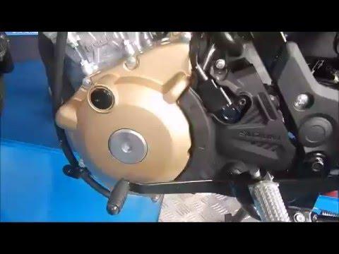 Bedah teknologi Suzuki Satria F150 FI