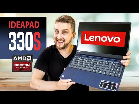 Notebook Lenovo IdeaPad 330S Review análise completa 2018 com RADEON