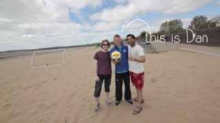 preview picture of video 'Activity holidays UK - an adventure in Swansea Bay'