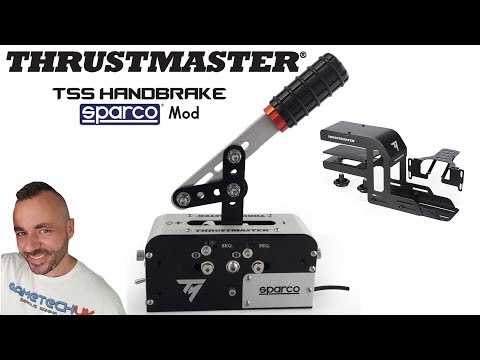 Thrustmaster TSS sequential Mod Upgrade - смотреть онлайн на