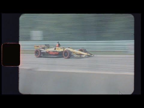 A 2019 IndyCar race filmed with a 1968 camera