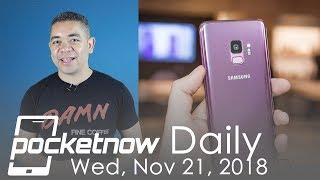 Galaxy S10 launch details, Samsung Galaxy Flex?