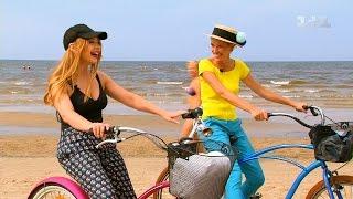 Велопрогулянка із Тіною Кароль: співачка розповіла, як її 8-річний син навчається у Британії