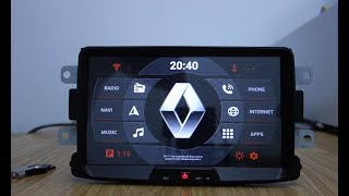 Allwinner T8 Android 7 1 Car DVD Stereo GPS for Renault Captur 2011