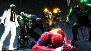 Spider Man PS4: All Bosses And Ending (with Secret Bosses And Secret Endings)
