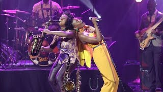 YolanDa Brown Feat Shingai Shoniwa (Noisettes) Live At Barbican