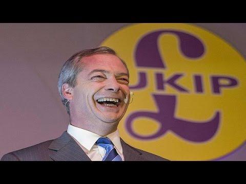 Grande-Bretagne : L'Ukip veut un système d'immigration choisie