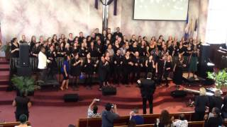 """Donald Lawrence """"Back II Eden"""" Cover by The Southern Gospel Australian Choir"""
