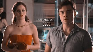 ► Before You Go - Chuck & Blair