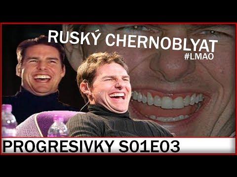 Ruská verze Chernobylu #LMAO  - Progresivní zprávy | S01E03 | 31.7.2019