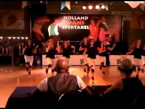 Hold It @ Streetdance wedstrijd in Cuijk