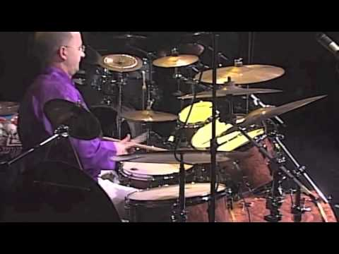 David Jones Drum Solo at Cape Breton International Drum Festival 2008