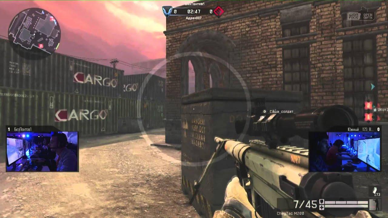 Новость Обложка видео Warface Open CUP. Прямой эфир