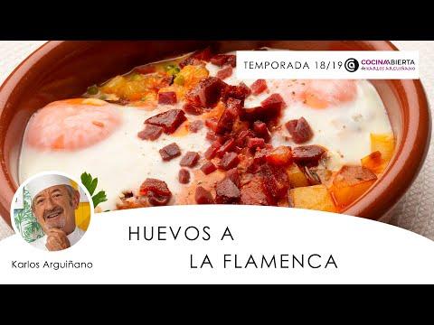 Huevos a la flamenca - Karlos Arguiñano en tu cocina