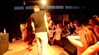 preview picture of video 'Das W, Luke & Mave (LIVE) @ Hip Hop Domination Bad Salzdetfurth'