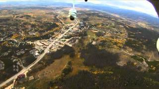 Fly Denver to Steamboat Springs in 15 minutes