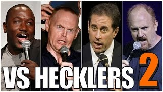 Famous Comedians VS. Hecklers (Part 2/5)