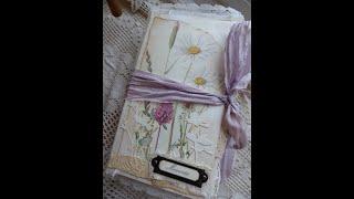 In The Meadow Journal/Junk Journals/Handmade Journal