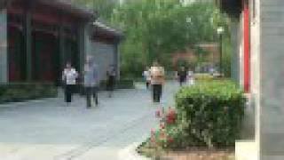 Video : China : Early morning in BeiJing 北京