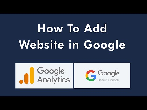 How To Add Google Analytics And Search Console On Website ...