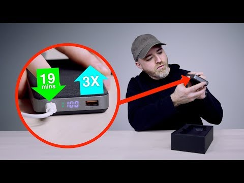 The World's Fastest Portable Charger