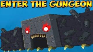 ЭТА СТЕНА МЕНЯ УБИВАЕТ | Enter the Gungeon #8