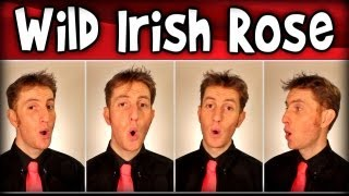 My Wild Irish Rose (Barbershop Polecat) - Julien Neel