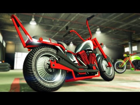 GTA 5 DLC UPDATE NEW VEHICLE GAMEPLAY - NEW WESTERN DAEMON CUSTOMIZATION & SHOWCASE! (GTA 5 ONLINE)