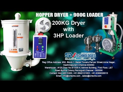 Hopper Loader X900G