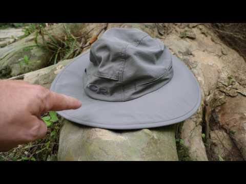 Great Sun Hat – Outdoor Research Sombriolet
