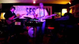 Jam Session 14 Oktober 2011 In Bergheim   J Walker Band   Cover   While My Guitar Gently Weeps