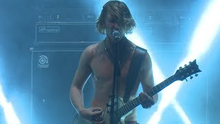 Alien Weaponry preform 'Rū Ana Te Whenua' live at the 2019 Taite Music Prize