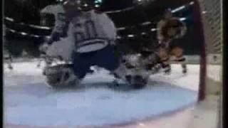 Top 10 NHL Last Hope Save