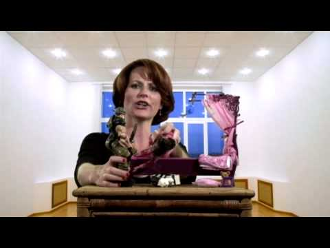 Meg Cabot's Insatiable Book Trailer #3: Barbie Re-Enactment