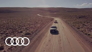 YouTube Video QpXi5OWKU68 for Product Audi Q8, SQ8, RS Q8 Crossover SUV by Company Audi in Industry Cars